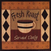 Served Daily Fine Art Print