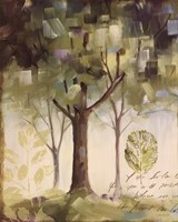 Hopes & Greens III Fine Art Print