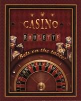 Roulette - mini Fine Art Print