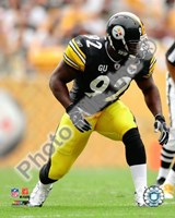 James Harrison 2008 Action Fine Art Print