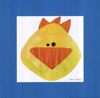 Yellow Duck Fine Art Print