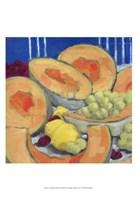 Cantaloupe Sisters II Fine Art Print