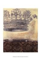 Regal Crown I Fine Art Print