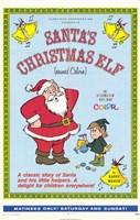Santa's Christmas Elf (Named Calvin) Fine Art Print