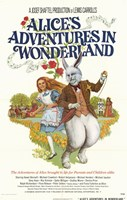 Alice's Adventures in Wonderland Fine Art Print