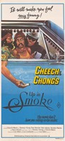 Cheech and Chong's Up in Smoke Cheech Marin Fine Art Print