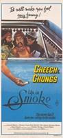 Cheech and Chong's Up in Smoke Cheech Marin Fine Art Print