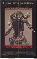 Uncommon Valor Fine Art Print