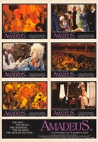 Amadeus Collage Framed Print