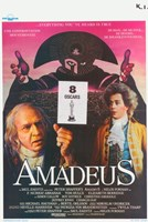 Amadeus 8 Oscars Fine Art Print