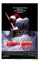 Silent Night Deadly Night Fine Art Print