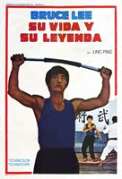 Life and Legend of Bruce Lee Fine Art Print