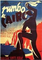 Rumbo Al Cairo Fine Art Print