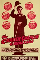 Charlie Chaplin Cavalcade Fine Art Print