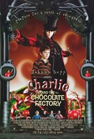 Charlie and the Chocolate Factory Framed Print