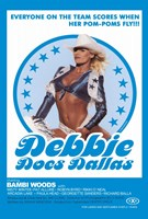Debbie Does Dallas Fine Art Print
