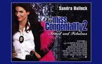 Miss Congeniality 2: Armed and Fabulous Sandra Bullock Fine Art Print