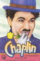 Charlie Chaplin Retrospective Fine Art Print