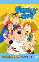 Family Guy Vol. 1 Fine Art Print