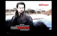 Four Brothers - Bobby Mercer Framed Print