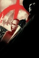 V for Vendetta Comic Book Style Fine Art Print