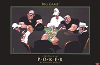 World Series of Poker Big Game Fine Art Print
