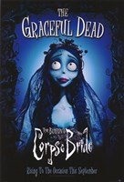 Tim Burton's Corpse Bride Graceful Dead Framed Print