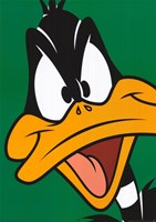 Daffy Duck Fine Art Print