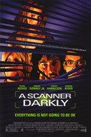 A Scanner Darkly Fine Art Print
