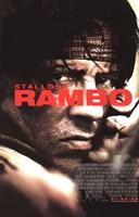 Rambo - Stallone Fine Art Print