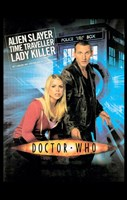 Doctor Who TV Show Fine Art Print