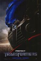 Transformers - style G Fine Art Print