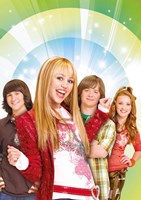 Hannah Montana - style G Wall Poster