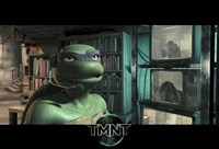 Teenage Mutant Ninja Turtles Screenshot Fine Art Print