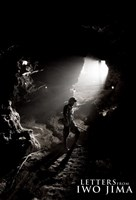 Letters from Iwo Jima in Cave Fine Art Print