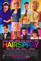 Hairspray Fine Art Print