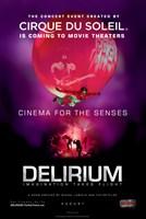 Cirque du Soleil - Delirium, c.2006 (Globe) Wall Poster