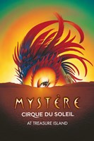 Cirque du Soleil - Mystere, c.1993 Wall Poster