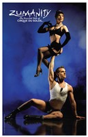 Cirque du Soleil - Zumanity, c.2003 (hand to hand) Wall Poster