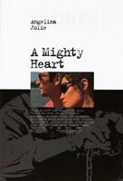 A Mighty Heart Angelina Jolie Fine Art Print
