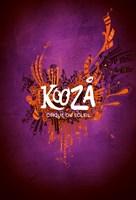 Cirque du Soleil - Kooza, c.2007 Wall Poster