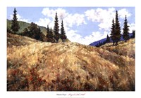 Beyond the Hill Fine Art Print