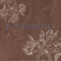Possibilities Fine Art Print