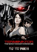 Terminator: The Sarah Connor Chronicles - style G Wall Poster
