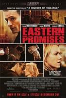Eastern Promises Movie Fine Art Print