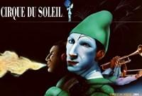 Cirque du Soleil, c.1984 Wall Poster