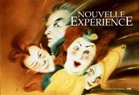 Cirque du Soleil - Nouvelle Experience, c.1990 Wall Poster