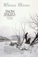 Snow Angels Fine Art Print