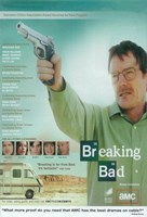 Breaking Bad - man with a gun Fine Art Print