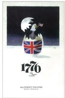 1776 (Broadway) Fine Art Print